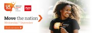 Retailer Argos to become the headline partner of this year's National Fitness Day across the UK