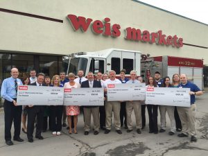 Weis Markets Stores in Allentown and Honesdale reopen; brand new pharmacy, updated bakery, 30-seat beer café and accepting new patients