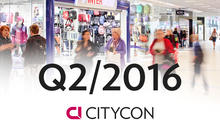 Citycon CEO KOKKEEL on 1H2016: stable financial results driven by the good performance in Sweden and Norway