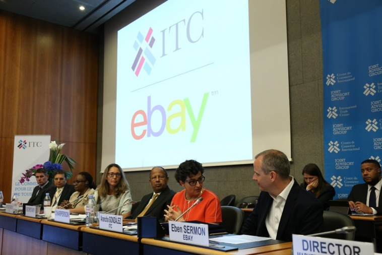 eBay partners with the International Trade Centre to help SMEs in developing countries become more competitive in global markets