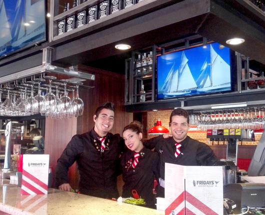 Grupo Vips: Fridays abre un nuevo establecimiento en Puerto Banús