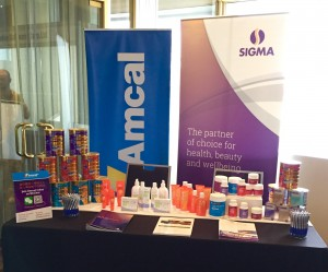 Sigma presents at the Australia/China Complementary Health Expo in Melbourne