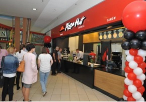 AmRest became the master-franchisee of Pizza Hut brand in CEE