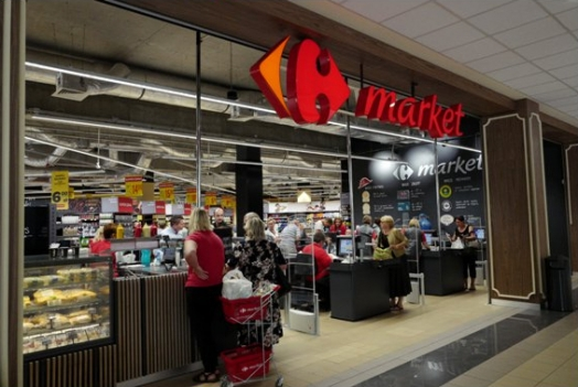 "Carrefour Poland opens its second ""Gourmet"" Market supermarket"