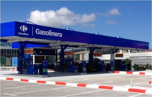Carrefour Spain introduces payment via smartphone in its petrol stations
