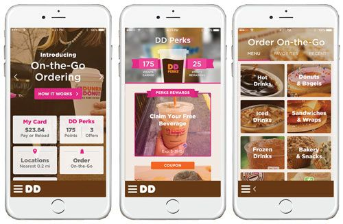 Dunkin' Donuts' DD Perks® Rewards program reaches more than five million members