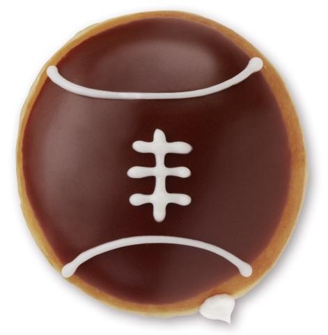 Krispy Kreme Doughnuts announces return of Football Doughnuts to kick-off the football season