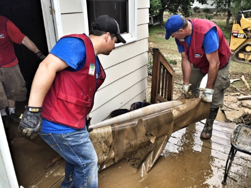 Lowe's announces $500,000 donation to American Red Cross Disaster Relief to help flood victims in Louisiana