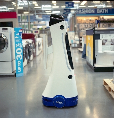 Lowe's introduces autonomous retail service robot — LoweBot in its San Francisco Bay area stores this fall
