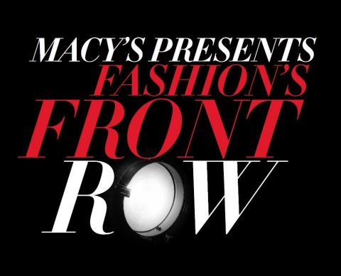 Macy's Presents Fashion's Front Row opens the exclusive doors to fashion's biggest week on September 7