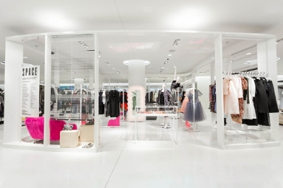 Nordstrom expands its in-store boutique SPACE to four additional stores in Los Angeles, Nashville and Toronto