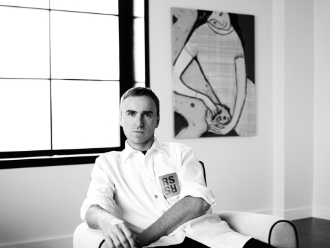 PVH Corp. announces the appointment of Raf Simons as Chief Creative Officer of Calvin Klein, Inc. brand