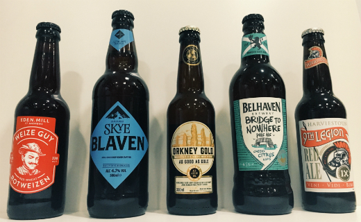 Sainsbury's to introduce 32 new craft beers to the shelves of its Scottish stores