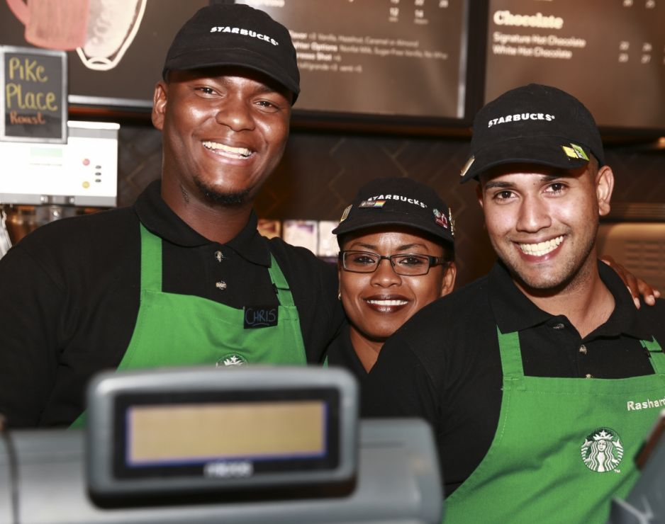 Starbucks opens its doors for the first time in Trinidad and Tobago