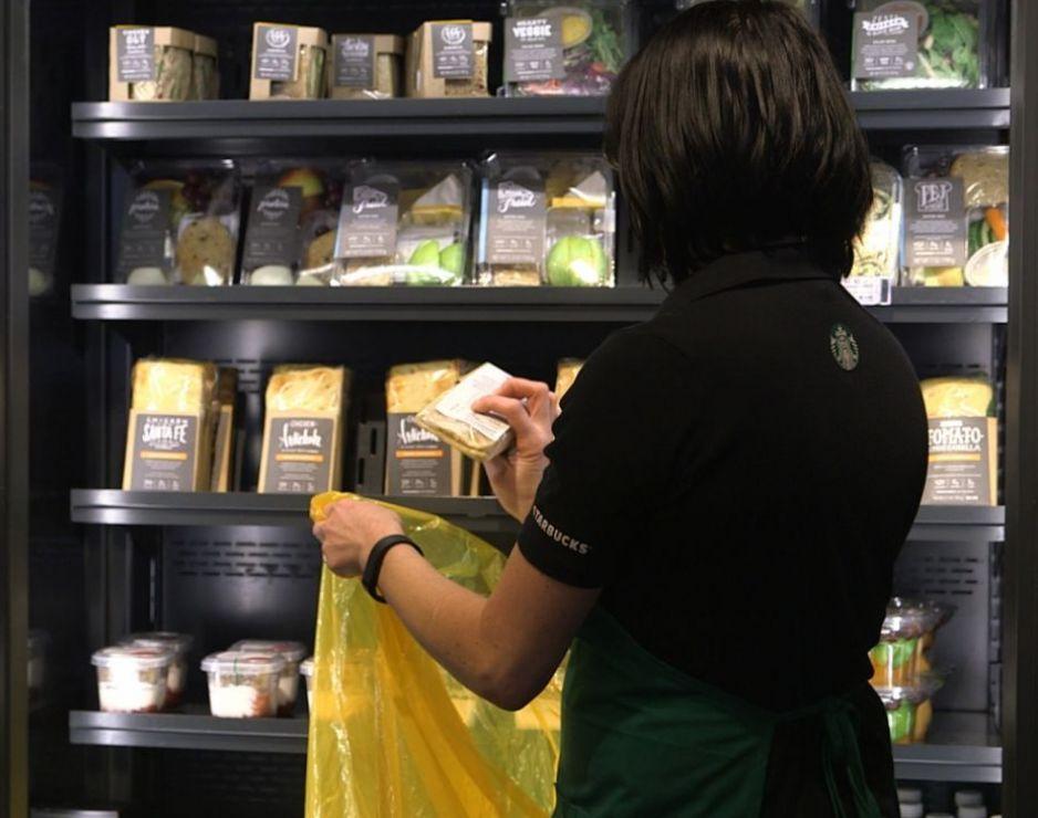 Starbucks rolls out Starbucks® FoodShare program