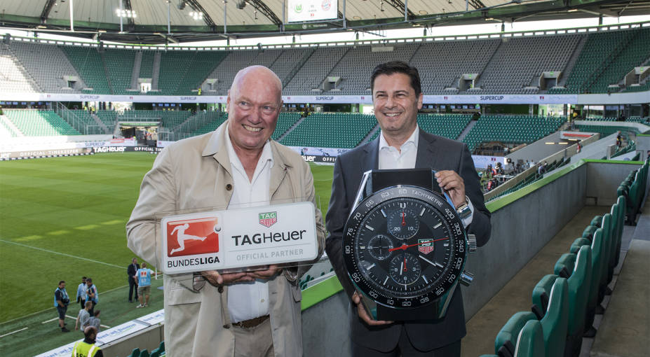 TAG Heuer announces new partnership with Manchester United football club