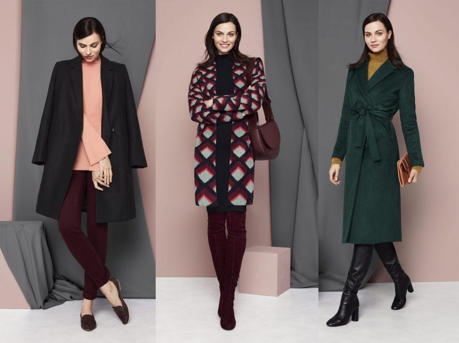 Lindex unveils Autumn/Winter 2016 collection