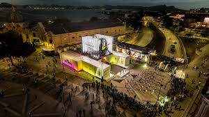 Nike invites Rio's residents and visitors to connect with this summer's premier competition via pop-up experiences