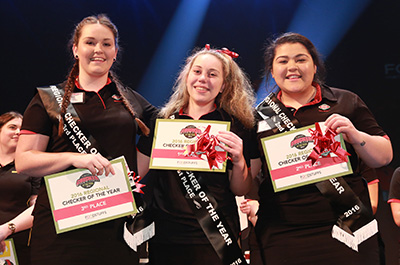New Zealand: 120 checkout operators from Bay of Plenty New World and PAK'nSAVE stores competed for Foodstuffs North Island Checker of Year title