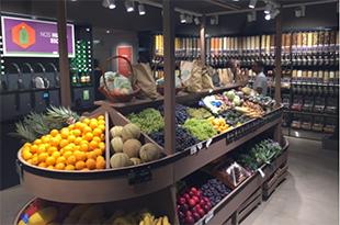 """Auchan Retail France opens its second """"Cœur de nature"""" store in Paris"""