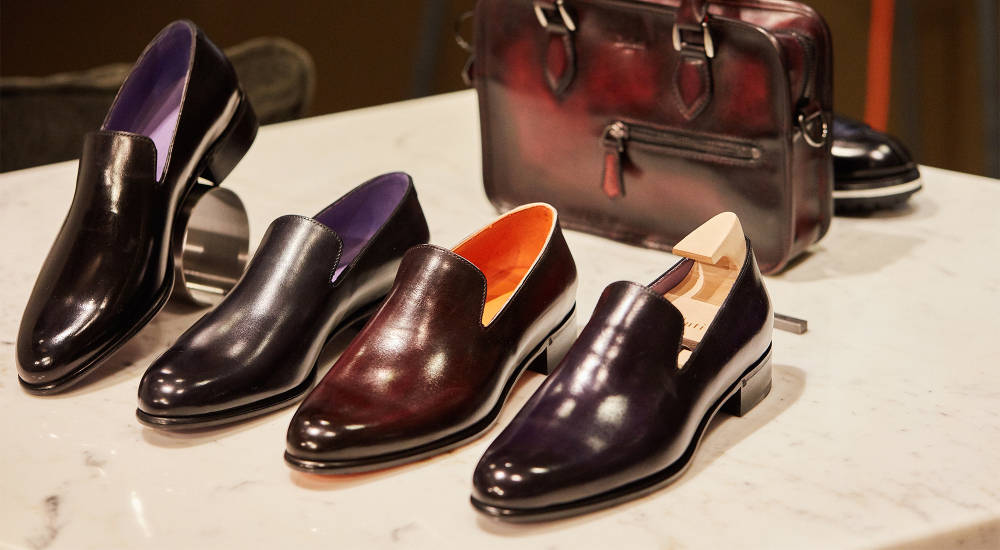 Berluti launches first capsule collection for women