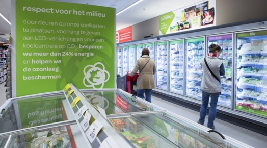 """Carrefour the only French company listed among """"Food & Staples Retailing"""" companies in Dow Jones Sustainability Index Europe"""