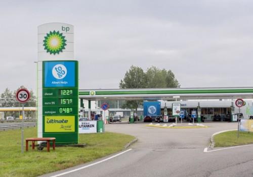De eerste Albert Heijn to go op een BP tankstation in Nederland geopend