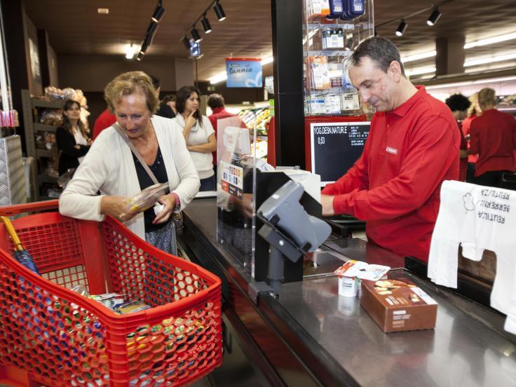 EROSKI y organizaciones de la economía social crearán empleo para personas con discapacidad en supermercados franquiciados