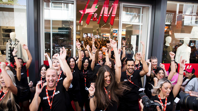 H&M opens first store in Cyprus