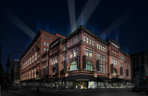 Hudson's Bay Company to open its first Quebec Saks Fifth Avenue store in Montreal in Fall 2018