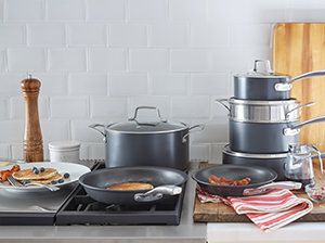 JCPenney launches premium collection of cookware, cutlery and small kitchen electrics from Cooks Signature