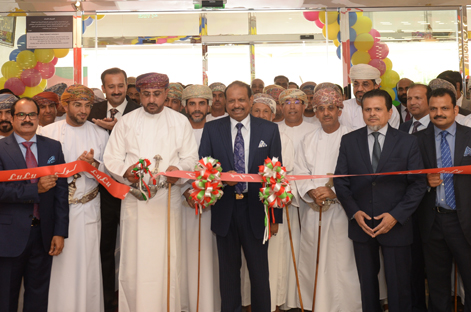 LuLu Group further expands in the Sultanate of Oman with the opening of its latest hypermarket in the town of Rustaq