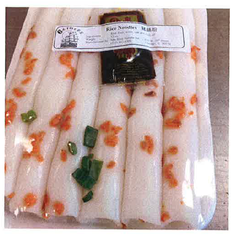 Mei Shun Noodle, Inc. recalls Rice Noodles due to undeclared salted shrimp and soy