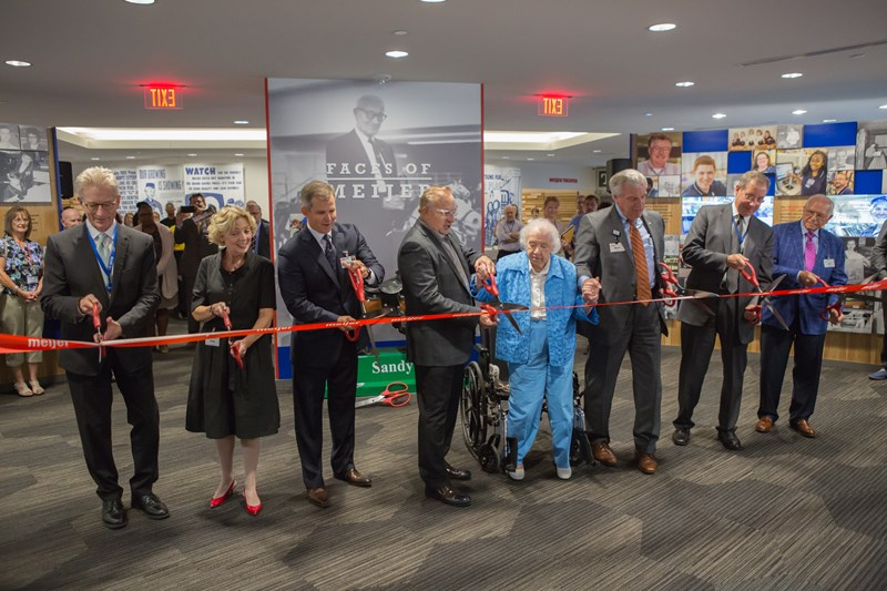 Meijer unveils interactive Heritage Center for the company history