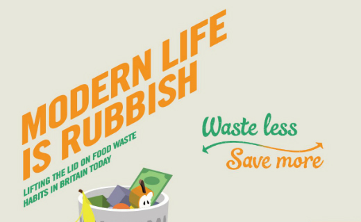 Sainsbury's report identifies four 'bin-fluences' contributing to Britain's food waste cycle