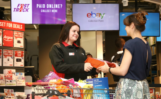 Sainsbury's to open 200 Click & Collect points by the end of the year