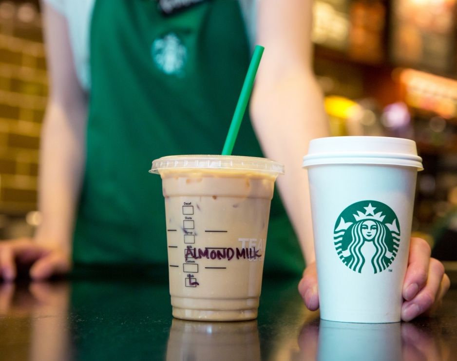 Starbucks announces the availability of its Almondmilk nationwide