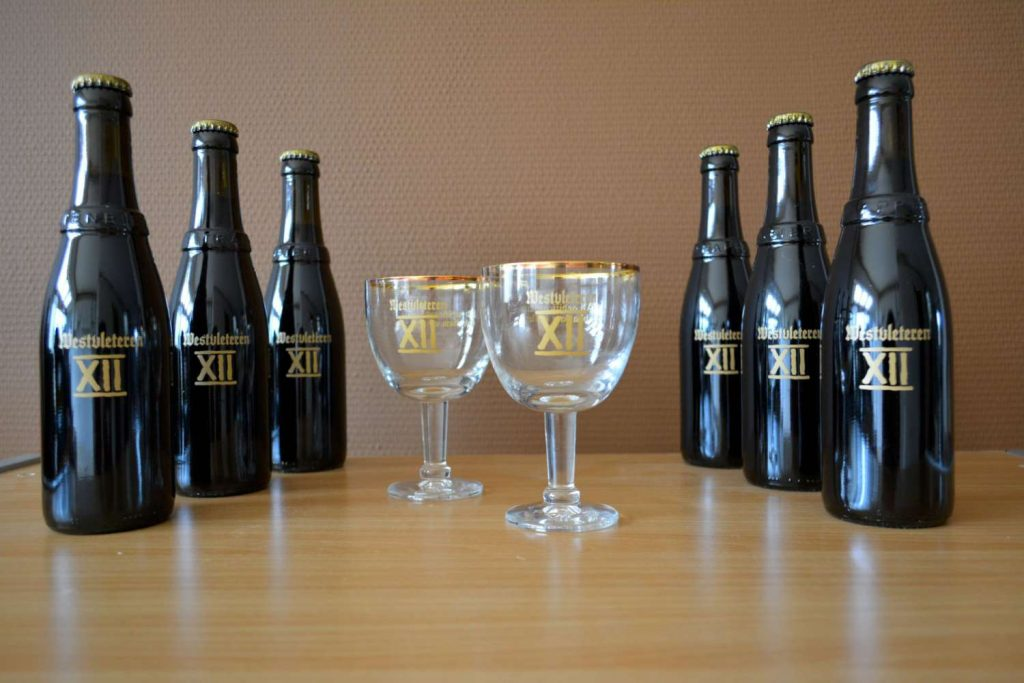 Trappist Westvleteren 12 brewed by the Saint Sixtus monks in Belgium can now be ordered online at westvleterenbeers.com