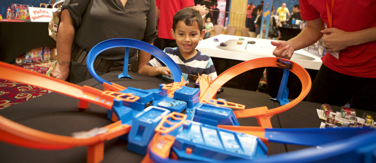Walmart unveiled its annual top toy list, Chosen By Kids