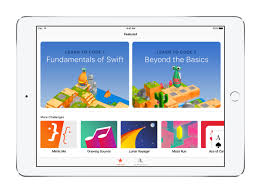 Swift Playgrounds: New iPad app that makes learning to code easy and fun now available on the App Store