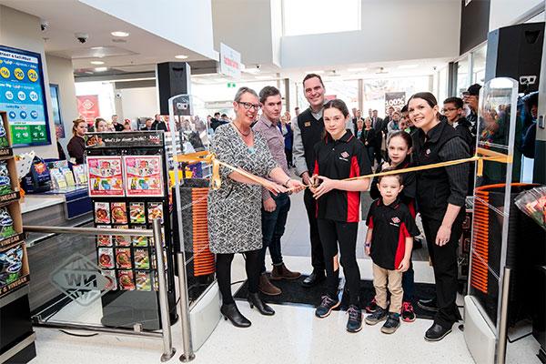 NEW ZEALAND: New World opens new supermarket at Woolston, Christchurch