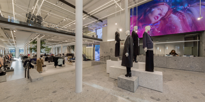 SPAIN: Zara opens flagship store on calle Compostela 3, one of A Coruña's prime shopping streets