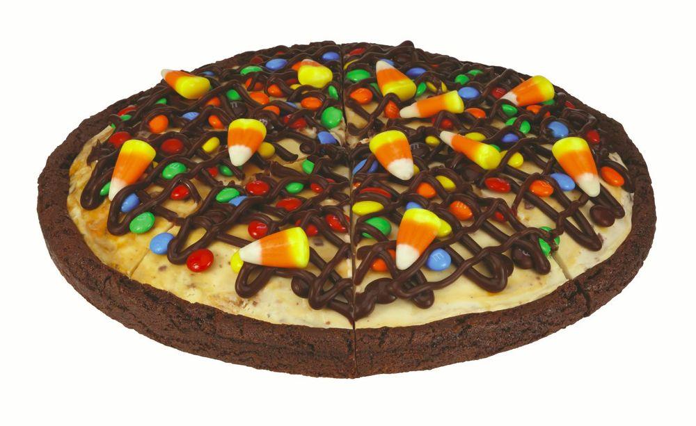 Baskin-Robbins celebrates Halloween with lineup of festive frozen treats including new ice cream cake, Polar Pizza