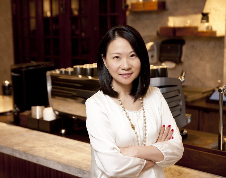 Belinda Wong promoted to CEO of Starbucks China