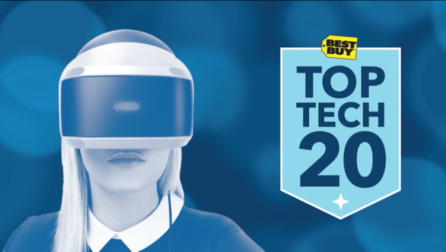 Best Buy announces 20 must-have technology products for the holiday shopping season