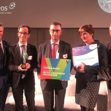 """Carrefour hypermarket in Le Mons voted wins 2016 """"Prix Mercure"""" award"""