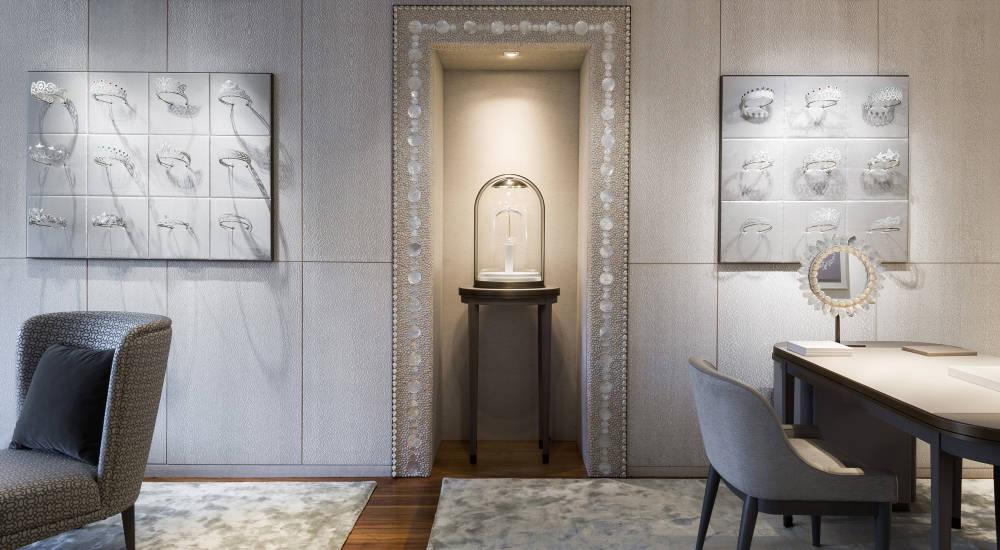 Chaumet opens new Bridal store at Place Vendôme, Paris