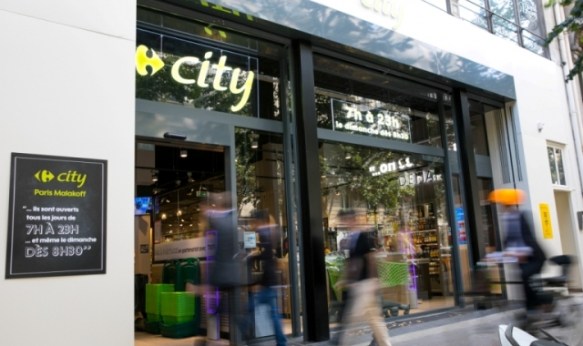 Entirely redesigned City store on Avenue de Malakoff reopens
