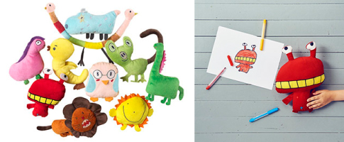 IKEA invites children to help create its next soft toy collection with the launch of its Soft annual Toy Drawing Competition