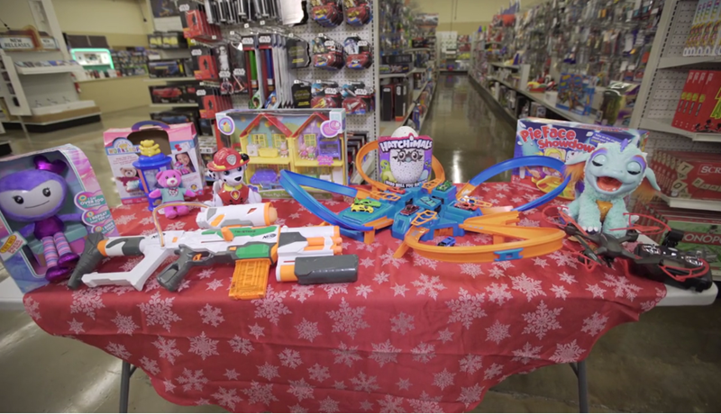 Meijer's top 10 list of this holiday season's hottest toys